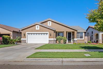 Visalia Single Family Home For Sale: 2225 N El Cajon Street