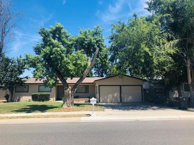 Tulare Single Family Home For Sale: 298 E Sandra Avenue