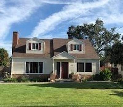 Visalia Single Family Home For Sale: 3951 W Iris Avenue