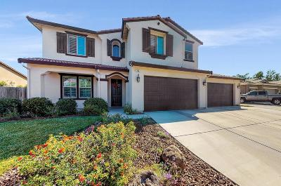 Hanford Single Family Home For Sale: 982 W Quail Rock Way