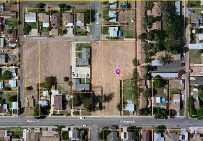Hanford Residential Lots & Land For Sale: 304 E Malone Street