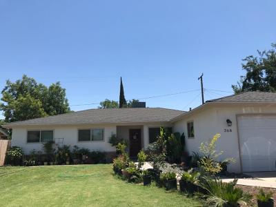 Porterville Single Family Home For Sale: 268 Balmoral Drive