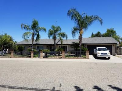 Visalia Single Family Home For Sale: 2606 S Fulgham Street