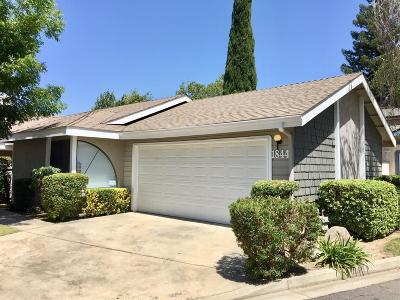 Visalia Single Family Home For Sale: 1844 E Babcock Avenue