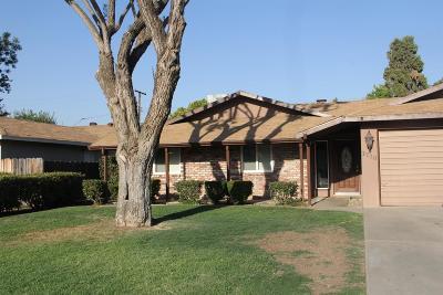 Visalia Single Family Home For Sale: 1710 S Encina Street
