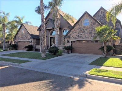 Tulare Single Family Home For Sale: 2469 La Paloma Drive