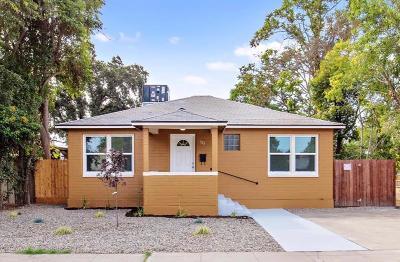 Visalia Single Family Home For Sale: 323 NE 2nd Avenue