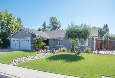Visalia Single Family Home For Sale: 2310 S Hall Street
