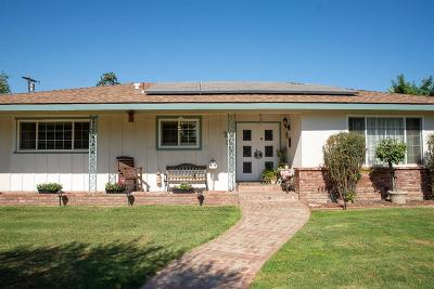 Tulare Single Family Home For Sale: 737 N M Street