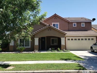Visalia Single Family Home For Sale: 231 W Reese Avenue