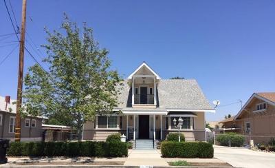 Porterville Single Family Home For Sale: 238 E Putnam Avenue