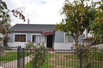 Visalia Single Family Home For Sale: 1021 N Jacob Street