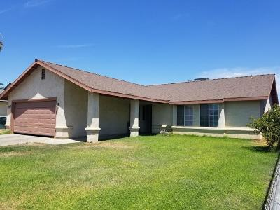 Tulare Single Family Home For Sale: 308 Marin Street