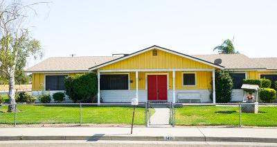 Porterville CA Single Family Home For Sale: $258,900