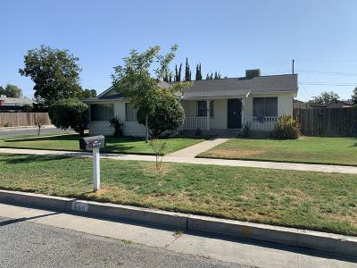 Tulare Single Family Home For Sale: 560 N G Street