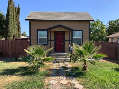 Hanford Single Family Home For Sale: 335 E Ivy Street