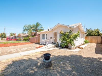 Wasco Single Family Home For Sale: 762 Rosewood Avenue