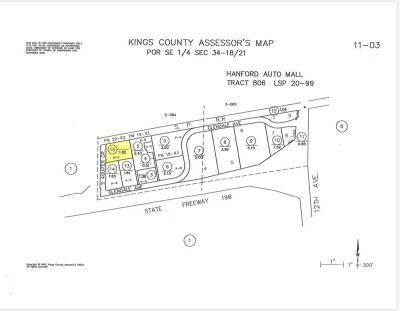 Hanford Residential Lots & Land For Sale: Aquifer
