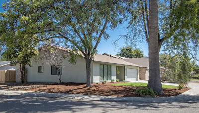 Visalia Single Family Home For Sale: 3940 W Whitendale Avenue