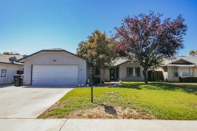 Porterville Single Family Home For Sale: 1175 W Glenn Court