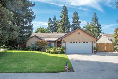 Visalia Single Family Home For Sale: 3005 W Packwood Court