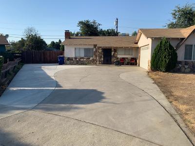 Kingsburg Single Family Home For Sale: 701 Plumas Street