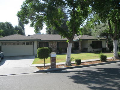 Tulare Single Family Home For Sale: 1457 Kaweah Drive