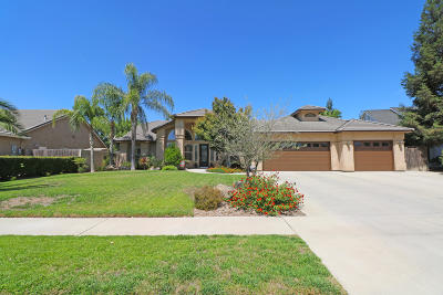 Tulare Single Family Home For Sale: 2411 Dover Canyon Drive