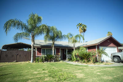 Tulare Single Family Home For Sale: 496 W All Star Avenue