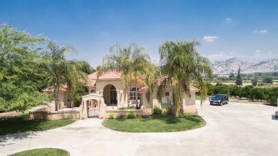 Porterville Single Family Home For Sale: 27088 Avenue 140