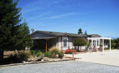 Mobile Home Sold: 10853 Road 252
