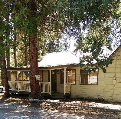 Single Family Home Sold: 43996 Pine Flat Drive