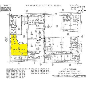 Tulare County Residential Lots & Land For Sale: Henderson