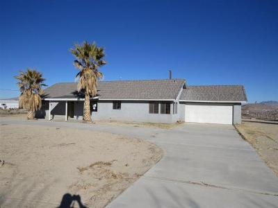 Single Family Home Sold: 35776 Mojave Street