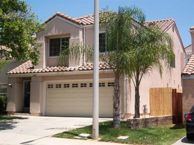 Single Family Home Sold: 23865 Bouquet Canyon Place
