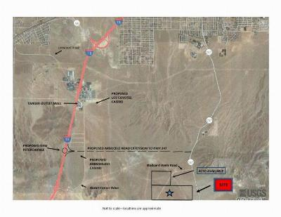 Barstow Residential Lots & Land For Sale: Stoddard Wells