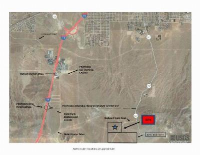 Barstow Residential Lots & Land For Sale: Stoddard Wells Road