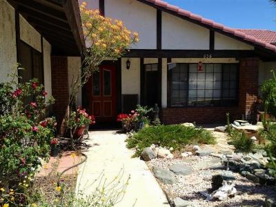 Single Family Home Sold: 636 Cholla Road