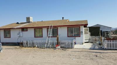 Daggett Single Family Home For Sale: 36588 Sante Fe Street