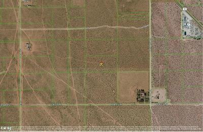 Apple Valley Residential Lots & Land For Sale: Off Of Valley Vista Road
