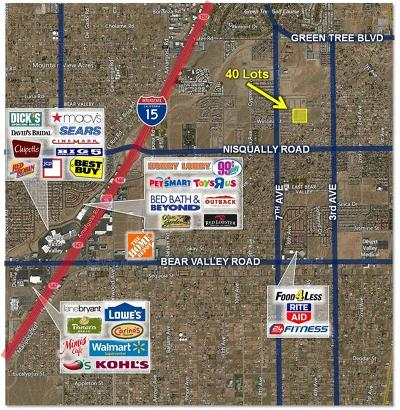 Victorville Residential Lots & Land For Sale: Winona Road