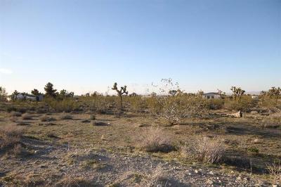 Pinon Hills Residential Lots & Land For Sale: La Mesa Rd/Amarillo