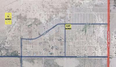 Lucerne Valley Residential Lots & Land For Sale: Lucerne Valley