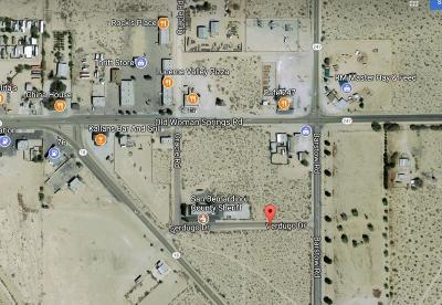 Commercial Lots & Land For Sale: Barstow Road