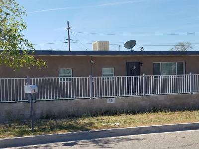 Barstow Single Family Home For Sale: 25677 Bejoal Street