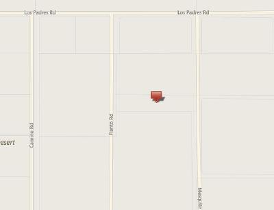 Apple Valley CA Residential Lots & Land For Sale: $21,500