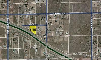 Phelan Residential Lots & Land For Sale: 4th Street