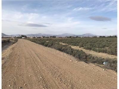 Lucerne Valley Residential Lots & Land For Sale: Furst Street