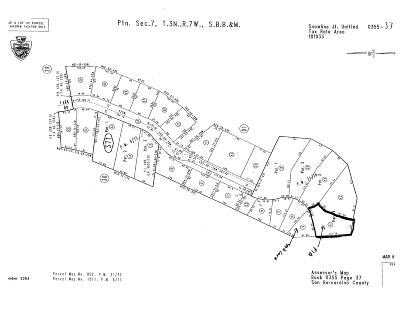 Wrightwood Residential Lots & Land For Sale: 380 Lark Drive