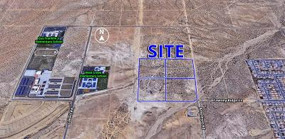 Victorville Residential Lots & Land For Sale: Tawny Ridge Lane